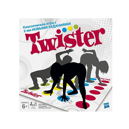 Игра Hasbro Games Twister 98831E76