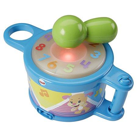 Музыкальная игрушка Fisher Price Умный барабан