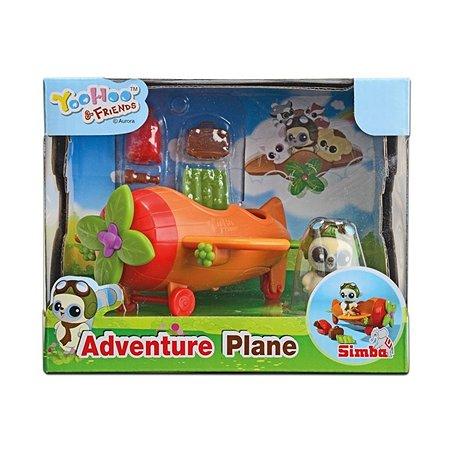 Самолет YOOHOO с фигуркой 5950591