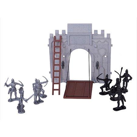 Набор игровой Attivio Замок сборный с фигурками