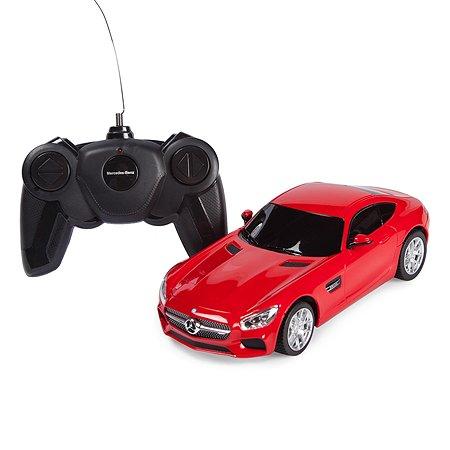 Машинка р/у Rastar Mercedes AMG GT 1:24 красная