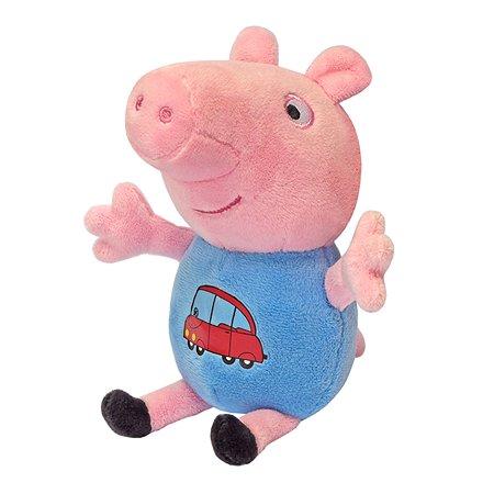 Игрушка мягкая Свинка Пеппа Джордж 29620