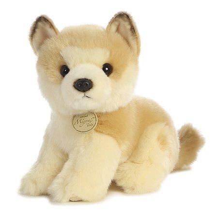 Мягкая игрушка Aurora Собака(Акита)