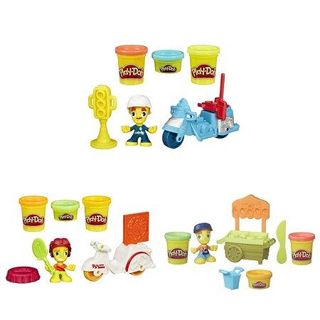 Набор Play-Doh Город Транспорт в ассортименте