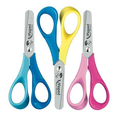 Ножницы для левшей MAPED Vivo 12см в ассортименте 472510