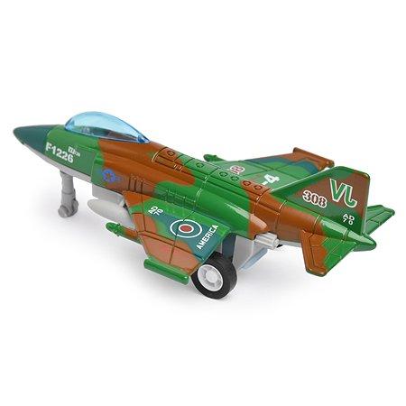 Самолет Devik Toys Истребитель в ассортименте