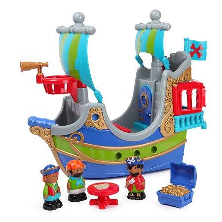 Набор игровой ELC Фэнтези Пиратский корабль 134472