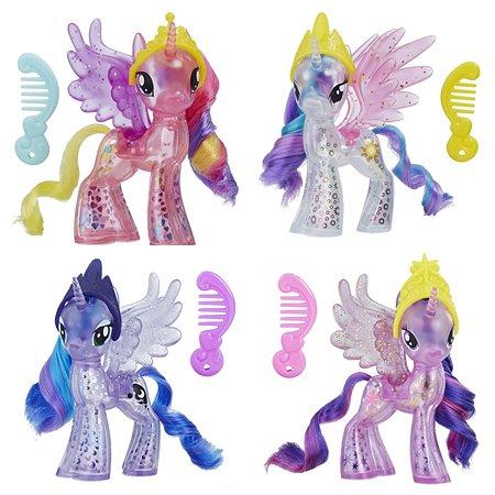 Набор My Little Pony Пони с блестками в ассортименте E0185EU4