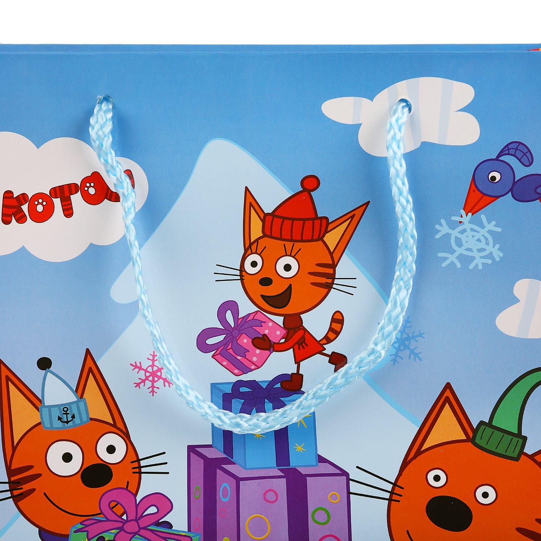 Пакет Играем вместе Новый год Три кота 259795 - купить в ...