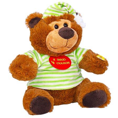 Игрушка мягкая Fancy Медведь сказочник MCHN01\M