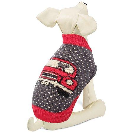 Свитер для собак Triol Машинка XL Темно-серый