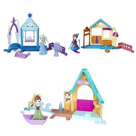 Набор игровой Princess Disney Домик в ассортименте E0096EU4