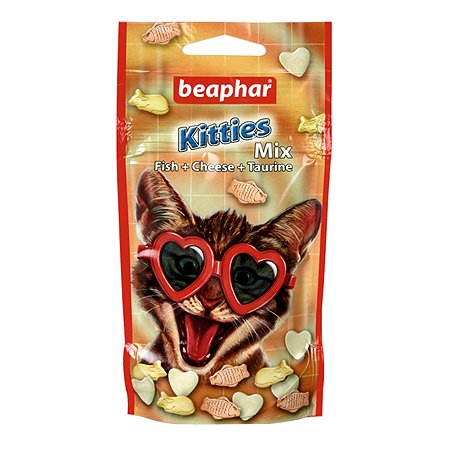 Витамины для кошек Beaphar Kyttys Mix комплекс 32.5г