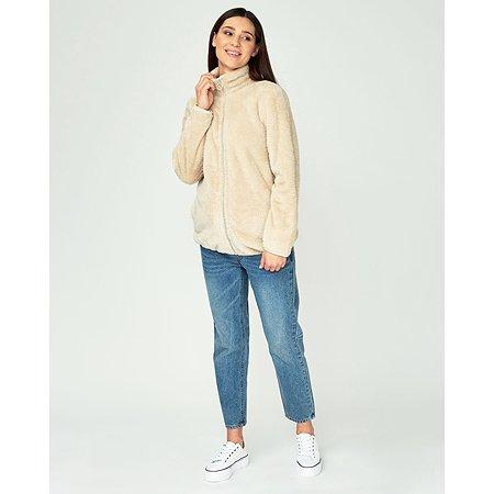 Куртка для беременных Futurino Mama бежевая
