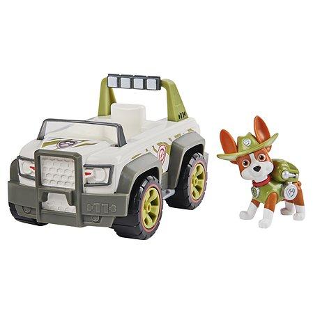Машинка Paw Patrol классическая с Трекером 6056856