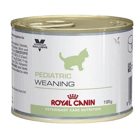 Корм для котят ROYAL CANIN Pediatric wenning 0.195кг во 2 фазе роста