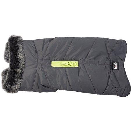 Куртка для собак DogGoneSmart Tamarack зимняя 35.5 Серый
