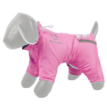 Дождевик для собак CoLLar №1 чихуа-хуа Розовый 18117