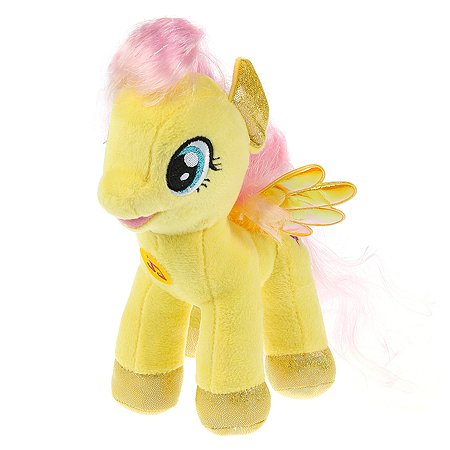 Игрушка мягкая Мульти Пульти My Little Pony Пони Флаттершай 191695