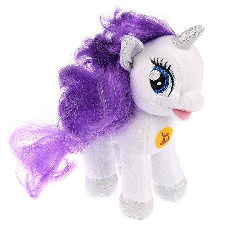 Игрушка мягкая Мульти Пульти My Little Pony Пони Рарити 191699