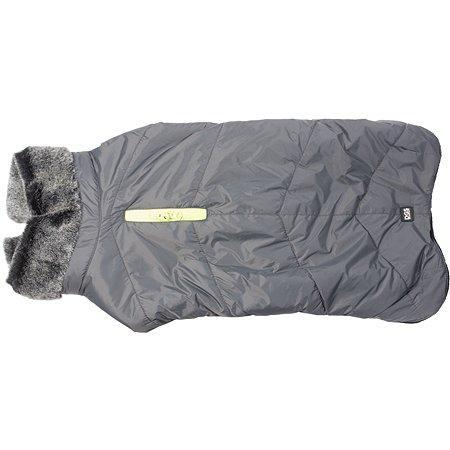 Куртка для собак DogGoneSmart Tamarack зимняя 45.5 Серый