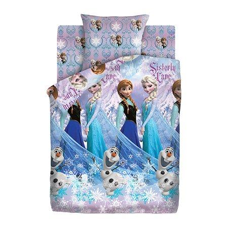 Комплект постельного белья Непоседа Холодное сердце 3предмета 500091