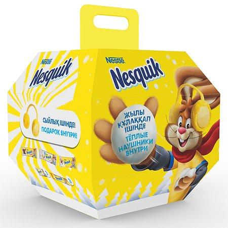 Набор подарочный Nesquik 192.5г +наушники 12468917