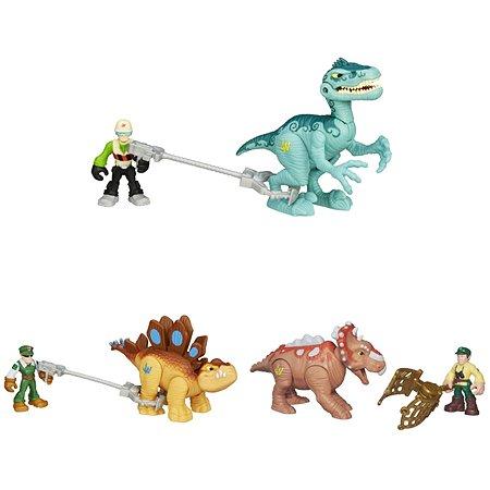 Набор Playskool динозавров Мира Юрского Периода в ассортименте