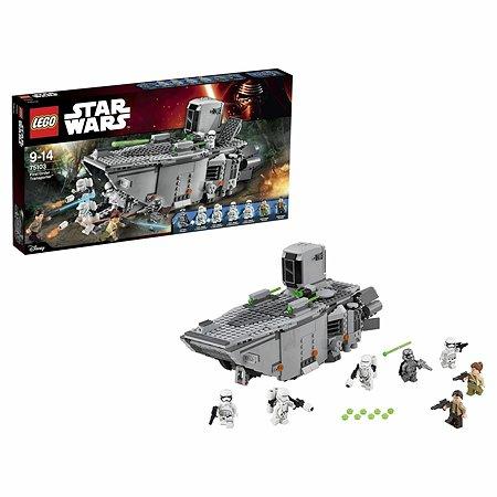 Конструктор LEGO Star Wars TM Транспорт Первого Ордена (First Order Transporter™) (75103)