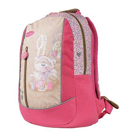 Рюкзак Proff школьный (розовый)