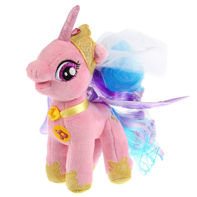 Игрушка мягкая Мульти-Пульти My Little Pony Пони Принцесса ...