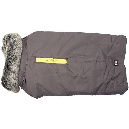 Куртка для собак DogGoneSmart Tamarack зимняя 50.5 Серый
