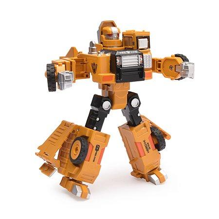 Робот-машинка 2 в 1 Devik Toys Самосвал