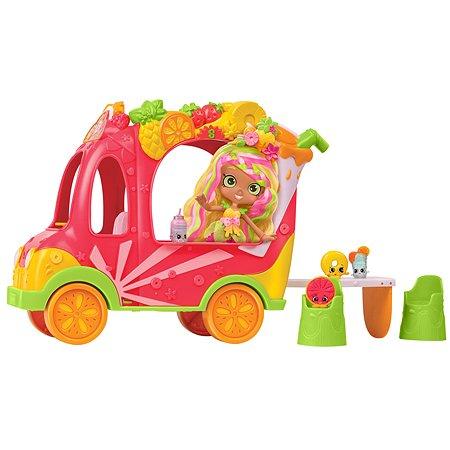 Набор Shopkins Смузи грузовичок и Тропическая Лили