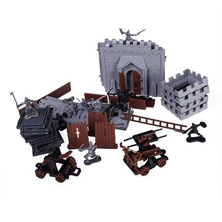 Замок сборный Attivio с фигурками 57 эл-в