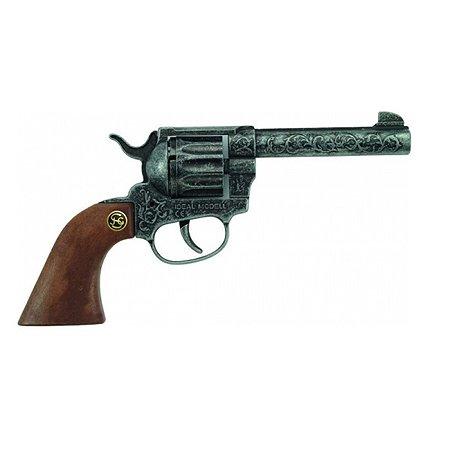 Пистолет Schrodel Corporal antique 22 см  (8 пистонов)