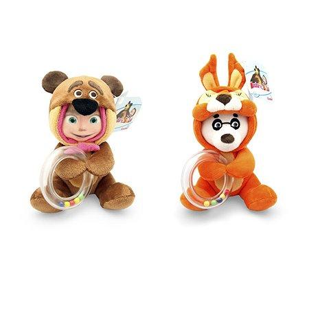 Погремушка Simba маскарад Маша и Медведь