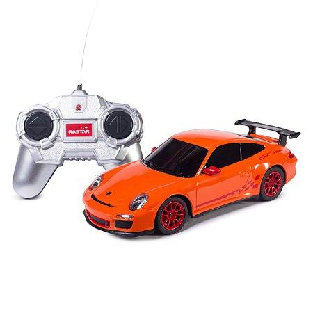 Машинка р/у Rastar Porsche GT3 RS 1:24 оранжевая
