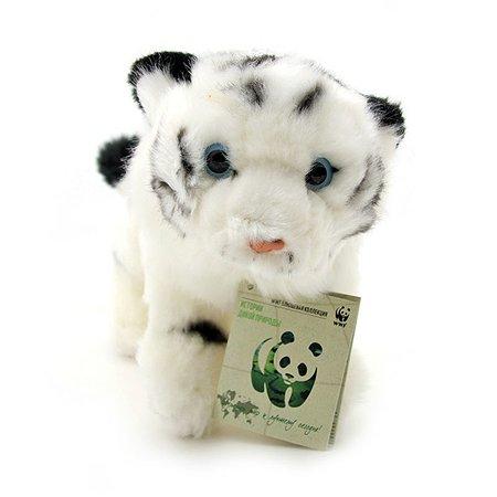 Белый тигр WWF 20 см