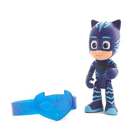 Игровой набор PJ masks фигурка со светом и браслетом Кэтбой