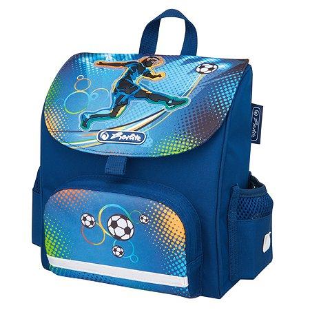 Ранец дошкольный Herlitz Mini Softbag Soccer 50008155