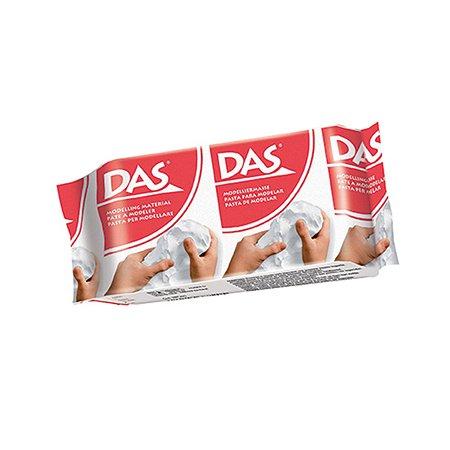 Паста для моделирования DAS (белая, аналог глины) 150гр