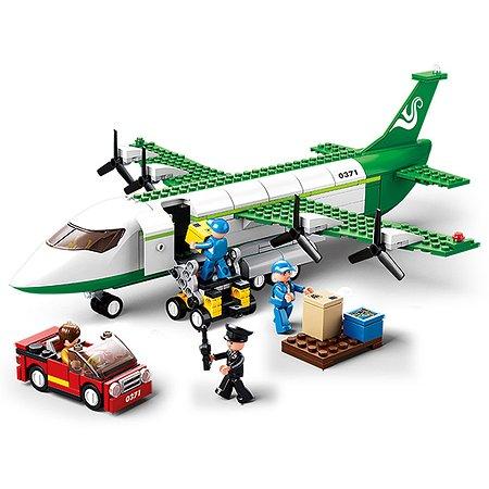 Конструктор SLUBAN Грузовой самолет