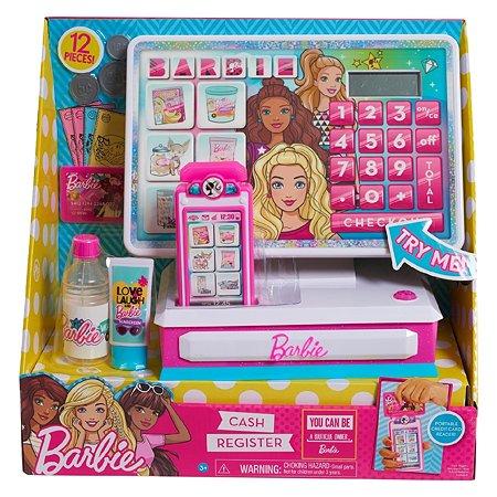 Набор Barbie Кассовый аппарат со световыми и звуковыми эффектами