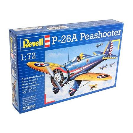 Самолет Revell истребитель Боинг P-26A