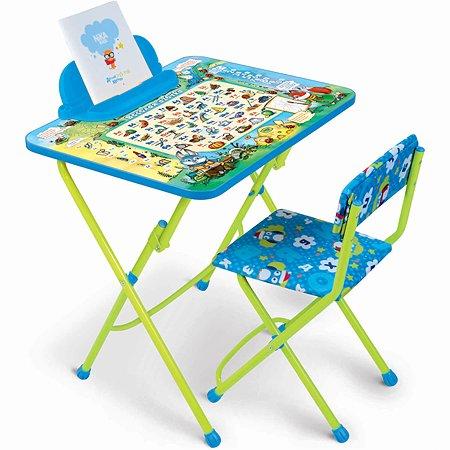 Комплект мебели NiKA kids Веселая азбука