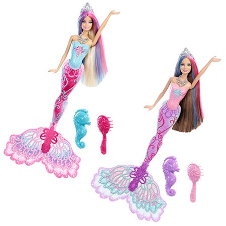 Кукла Barbie Barbie Русалочки меняющие цвет в ассортименте