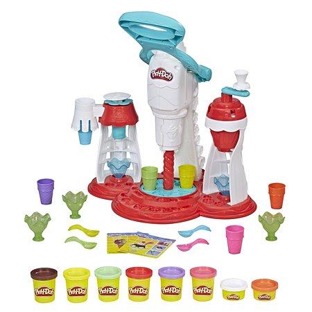 Набор игровой Play-Doh Мир мороженого E1935EU4/E1935EU6