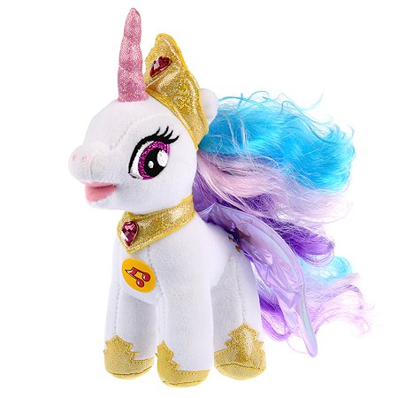 Игрушка мягкая Мульти-Пульти My Little Pony Пони Принцесса Селестия 191696