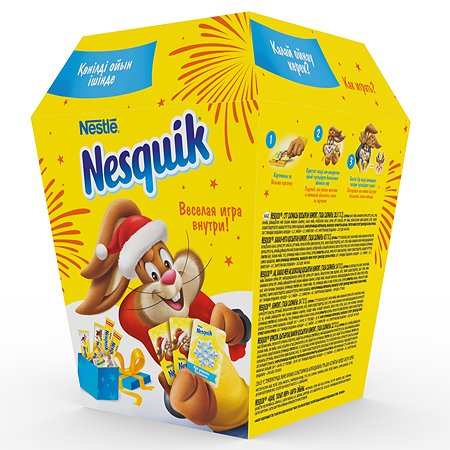 Набор подарочный Nesquik 134г +игра 12470901